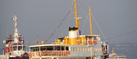 Istanbul Bosphorus Ferry
