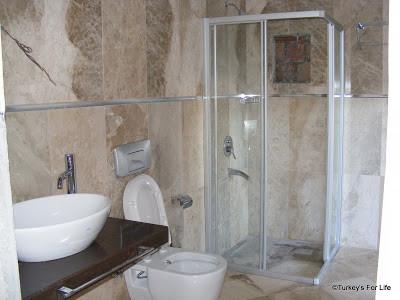 Fethiye Park Marina Hotel Bathroom