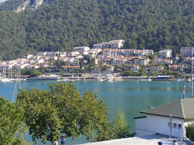 Fethiye View From Marina Vista