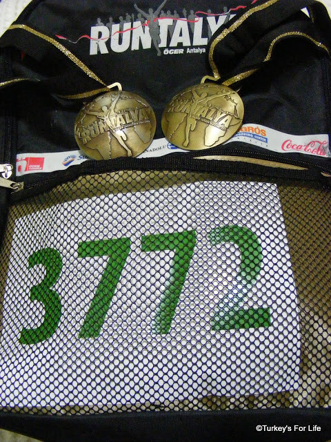Our Runtalya Medals