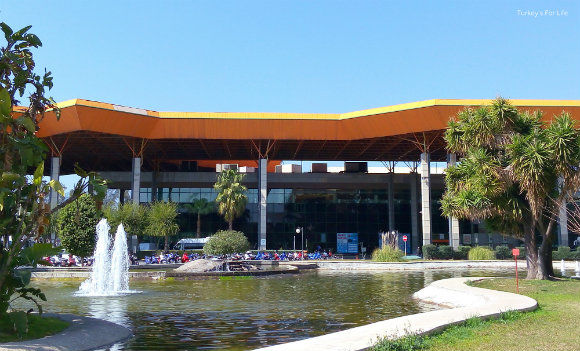 Antalya Otogar Entrance