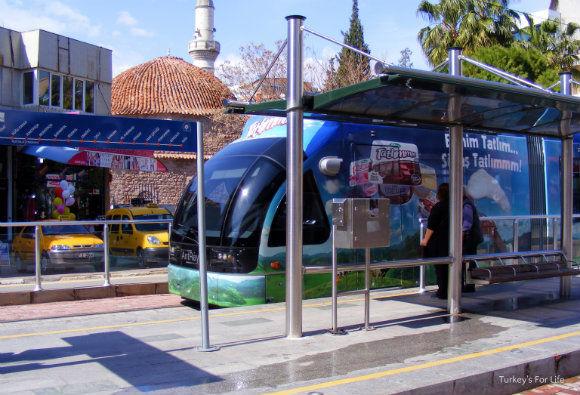 Antray Antalya Tram