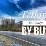 How To Get From Fethiye To Antalya By Bus