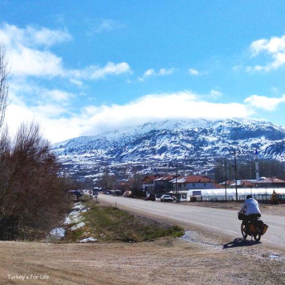 Fethiye Antalya Mountain Road