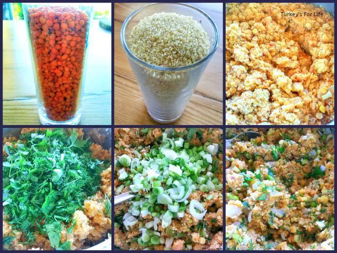 How To Make Lentil Köfte