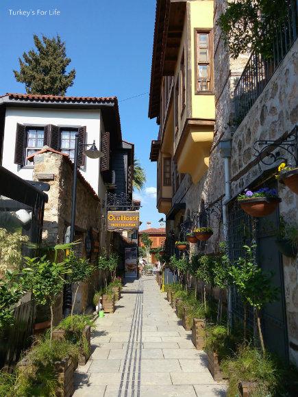 Restoration In Kaleiçi
