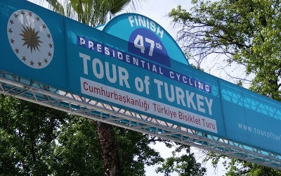 Tour Of Turkey Cycle Race, Fethiye Leg