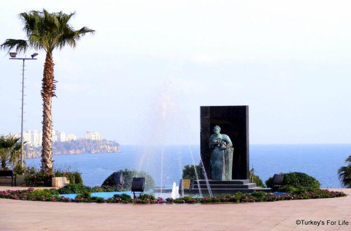 Antalya Monument