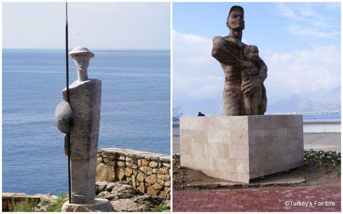 Antalya Sculptures