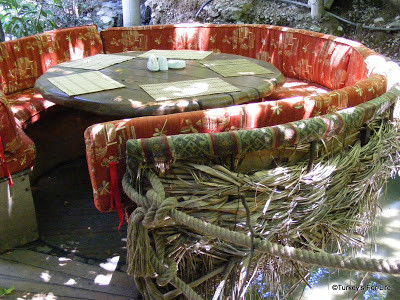 Stork's Nest Seating Area
