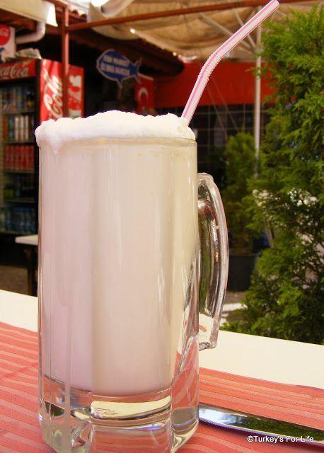 Ayran Yoghurt Drink