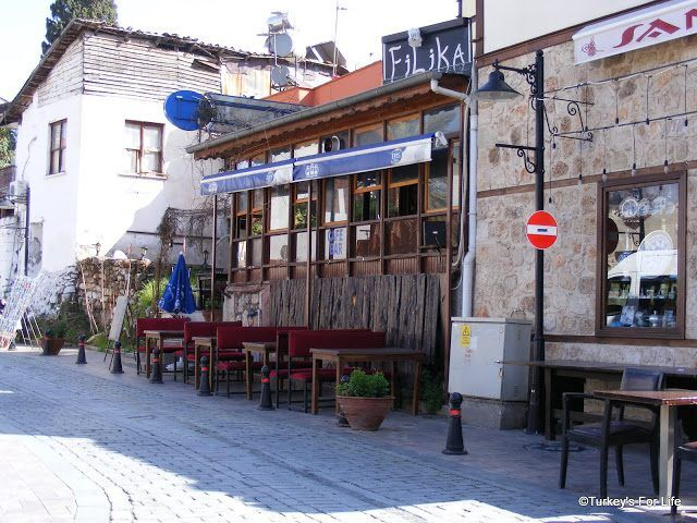 Filika Bar, Antalya
