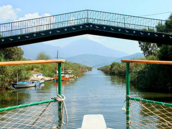 The Çalış To Fethiye Water Taxi
