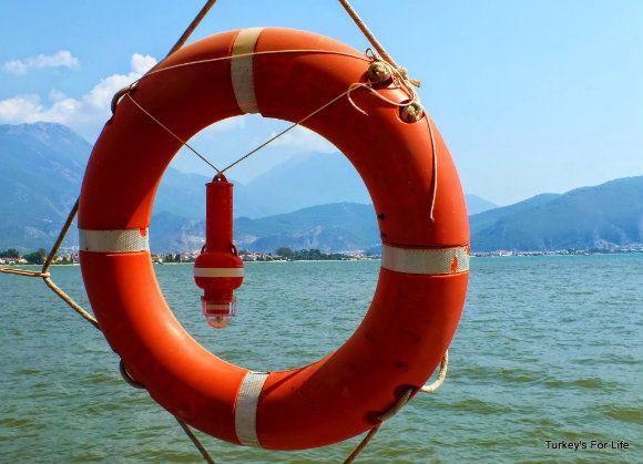 Fethiye From The Çalış Water Taxi