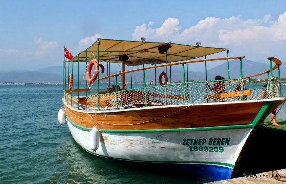 Çalış To Fethiye Water Taxi