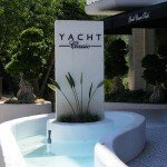 A Dip At The Yacht Classic Hotel