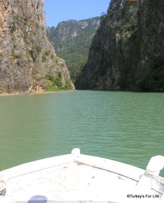 Dalaman River Boat Trip