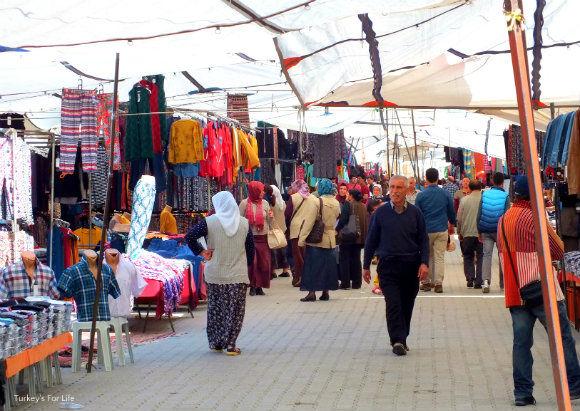 Fethiye Market Day