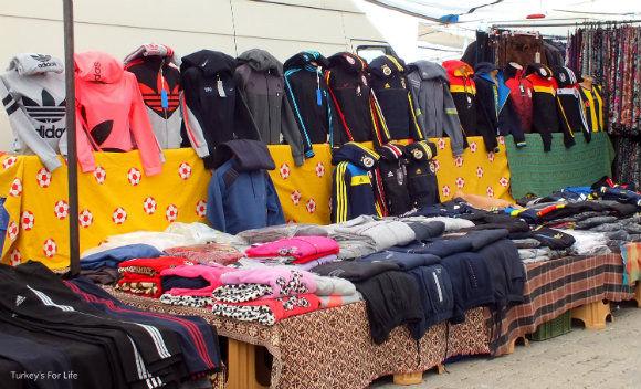 Fethiye Market Fakes