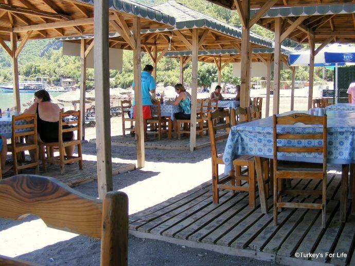 Sarsala Bay Snack Bar, Dalaman