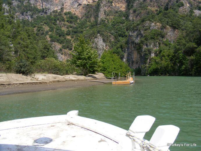 Secret Valley Boat Trip Private Beach