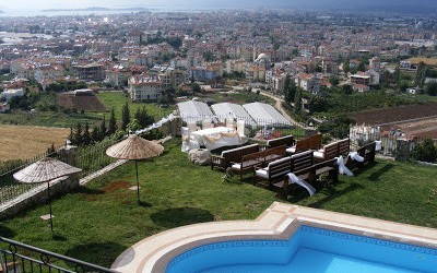 A Fethiye Wedding At The Sundial