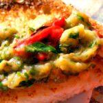 Turkish Aubergine Salad Recipe