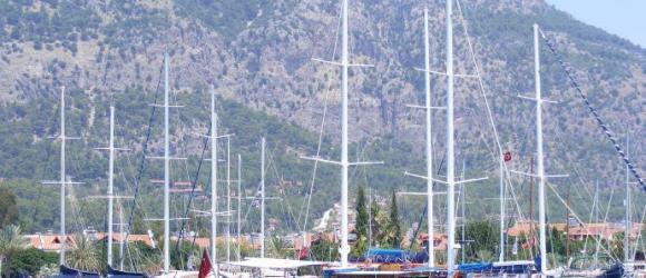 Göcek Harbour