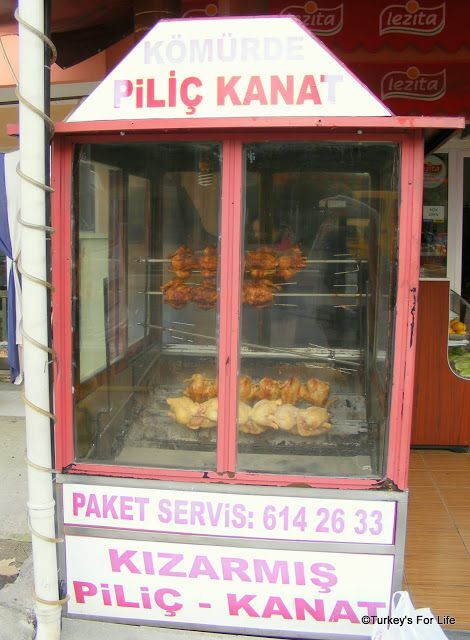 Takeaway Roast Chicken, Fethiye