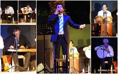 Mevlevi Musicians in Fethiye