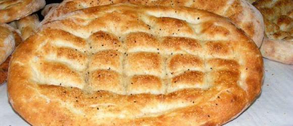 Ramazan Pidesi Bread