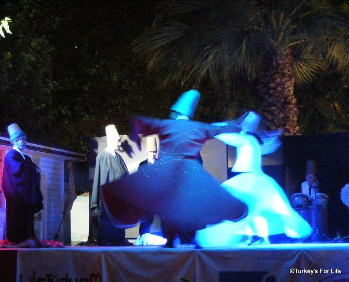 Sema Ritual, Whirling Dervishes