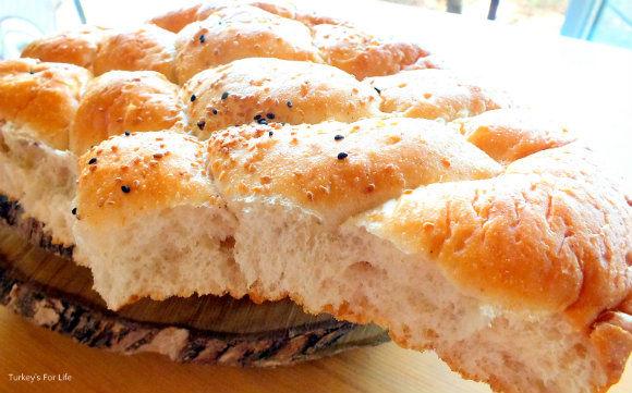Stale Ramazan Bread