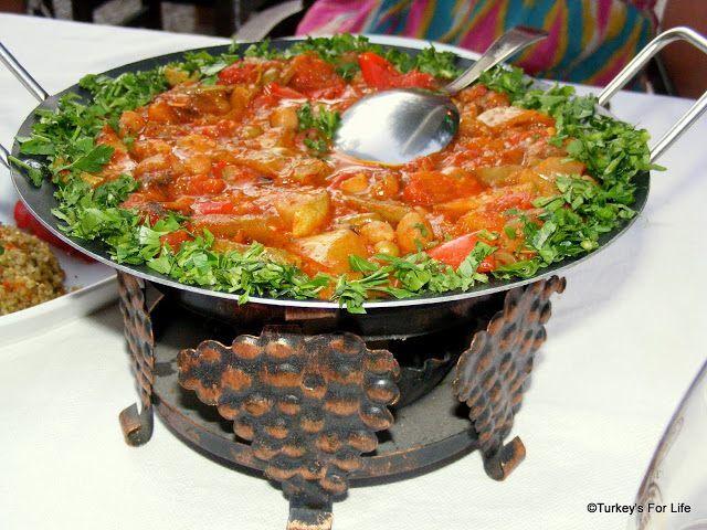 Turkish Vegetable Saute