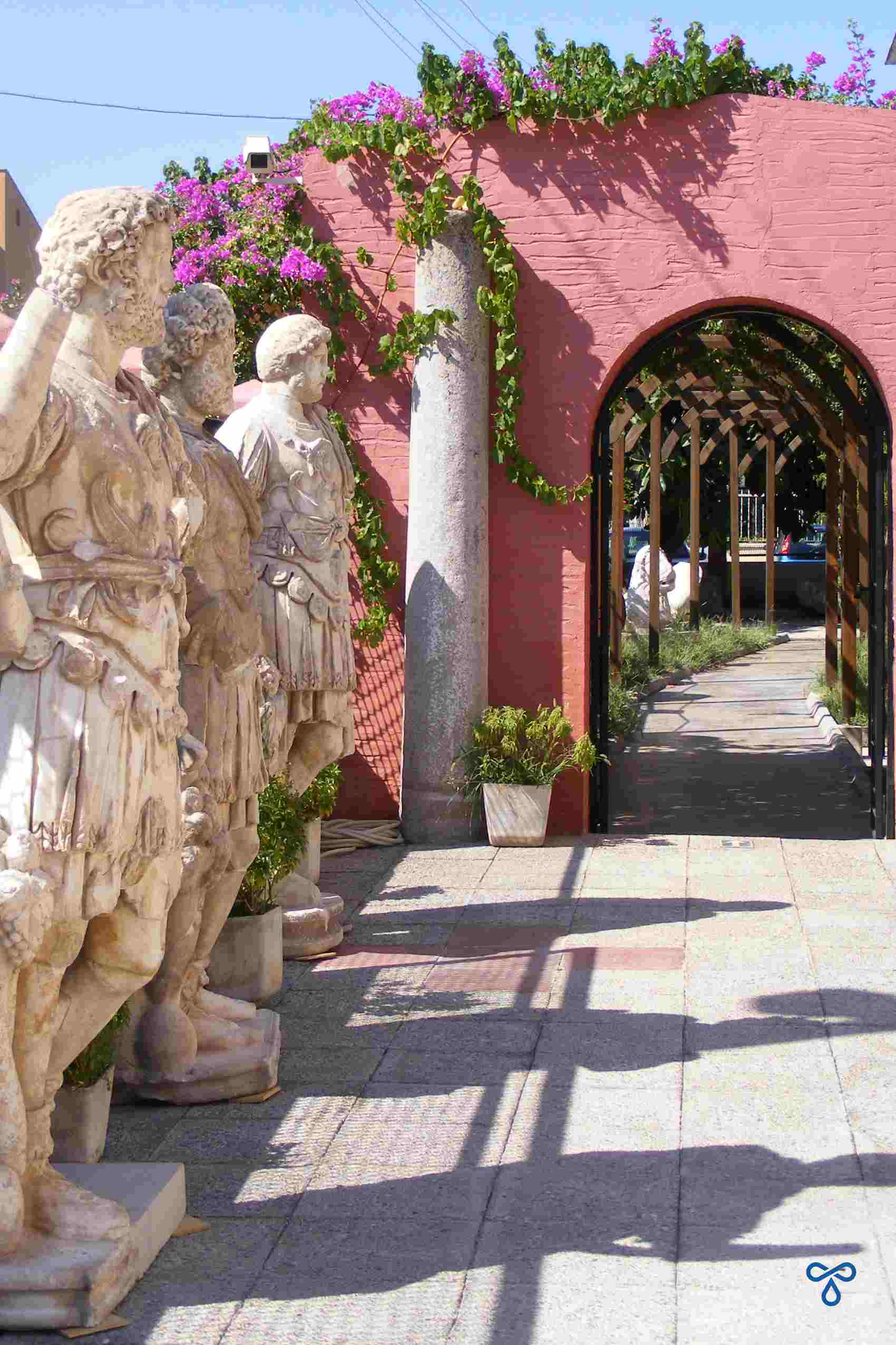 Visiting Fethiye Museum