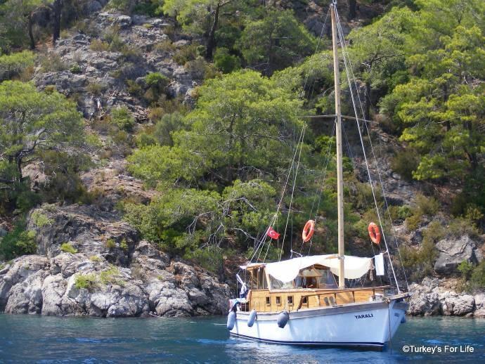 Blue Bays Yacht