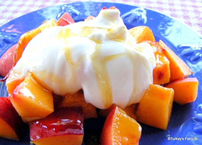 Nectarine Recipe