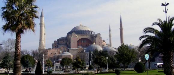Aya Sofya, Istanbul, Turkey