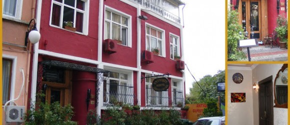Antique Hostel & Guesthouse In Sultanahmet, Istanbul