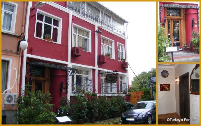 Antique Hostel Sultanahmet, Istanbul
