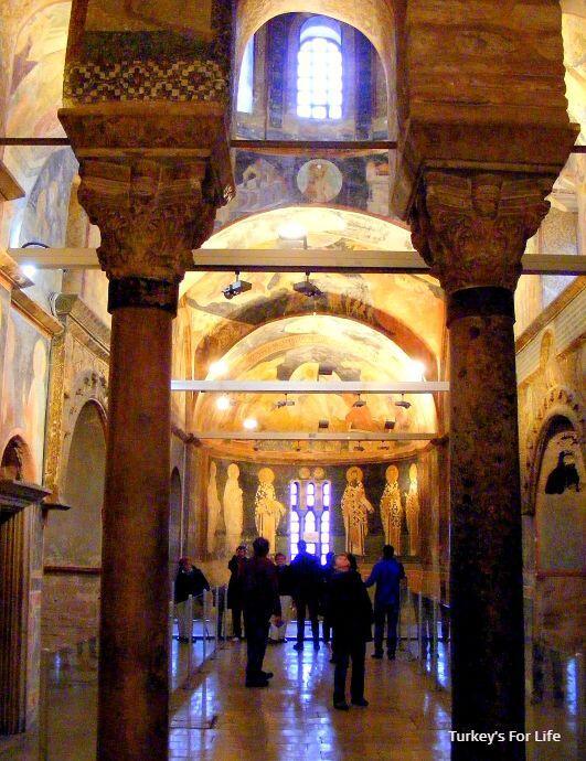 Chora Museum Interior, Istanbul