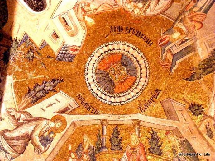 Chora Museum Frescoes