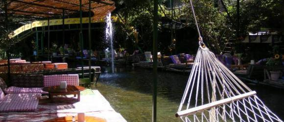 Kayıp Cennet Restaurant Scenery, Saklıkent