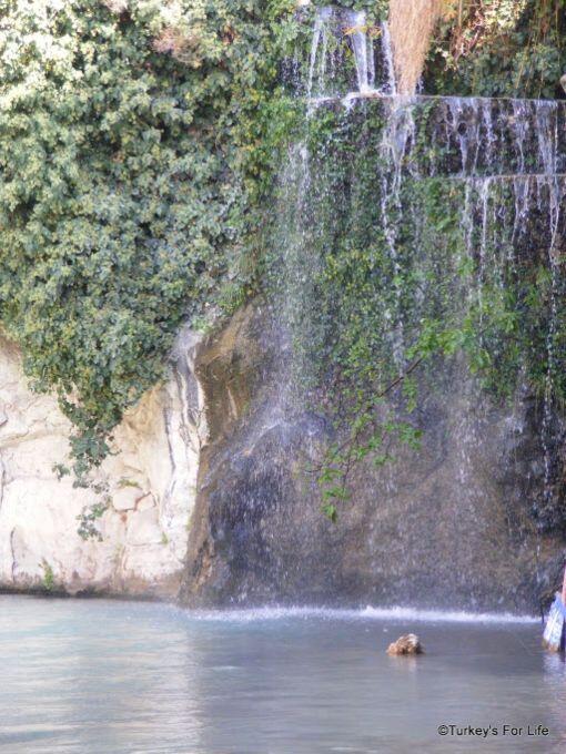 Saklıkent Gorge Waterfall
