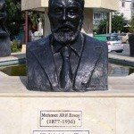 Fethiye Famous Heads – Mehmet Akif Ersoy