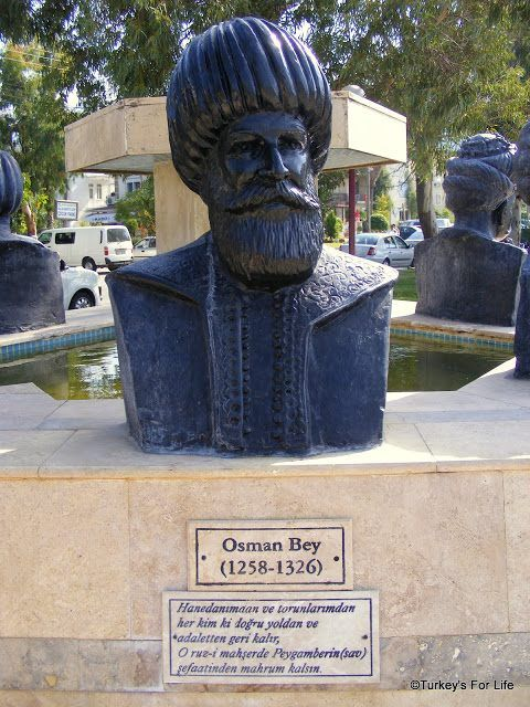 Fethiye Heads, Osman Bey
