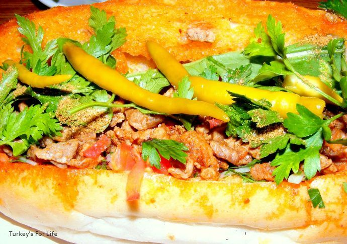 Mersin Tantuni Kebab