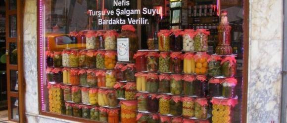 Turkish Pickles Shop
