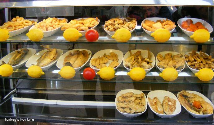 Cihan Derya Balık Lokanta Fish In Bread