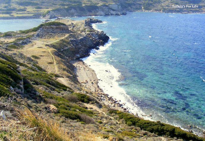 Datça Peninsula Coastline Knidos
